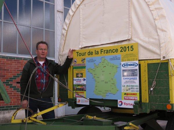Tour de la France 2015