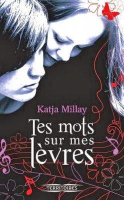 Tes mots sur mes lèvres par Katja Millay