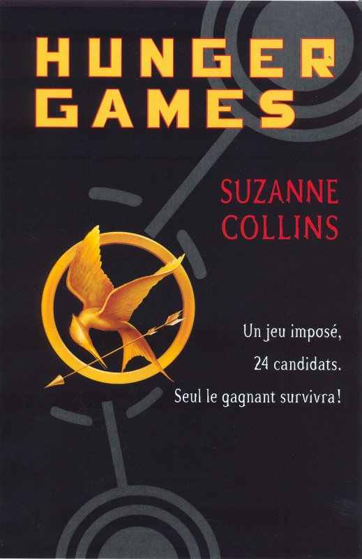 Hunger Games Tome 1 par Suzanne Collins