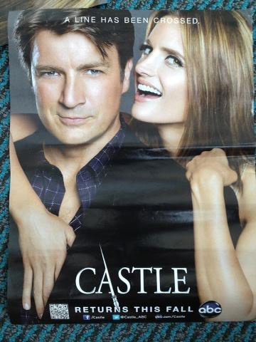 Castle saison 5 cover