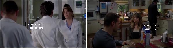 Les moments-clés de l'épisode 07x20 de Grey's Anatomy, « A White Wedding », spécial MerDer.