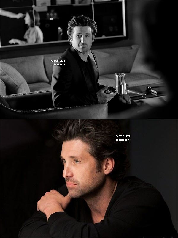 ♦ Voici de nouveaux stills issus de l'épisode 07x20 de Grey's Anatomy. ♦ Découvrez 2 photos issues d'un shoot de Patrick réalisé pour L'Oréal. SNEAK PEEK 07x21 MerDer__________________ SNEAK PEEK 07x21 Meredith