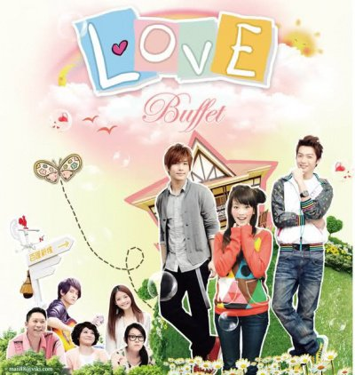 TW - Drama ~ Love Buffet ~