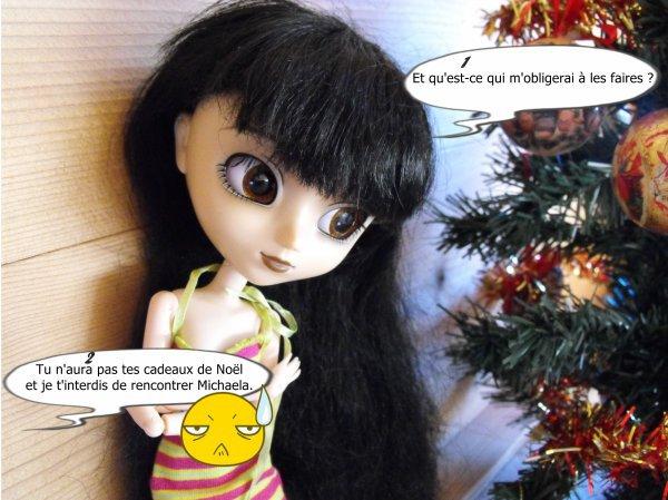 Story de Noël N°1 (Partie 1) #Jasmine