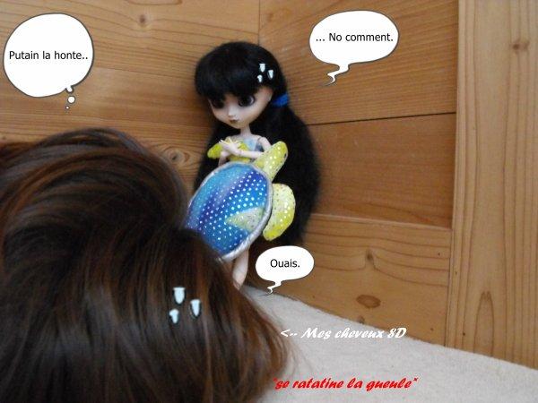 Mini Story toute pourriiiiie~~ #Jasmine