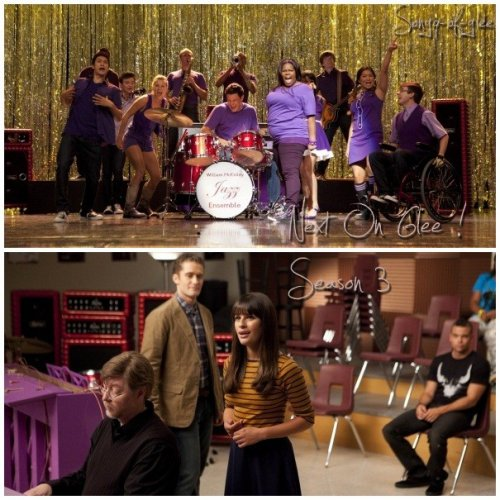 Next On Glee !