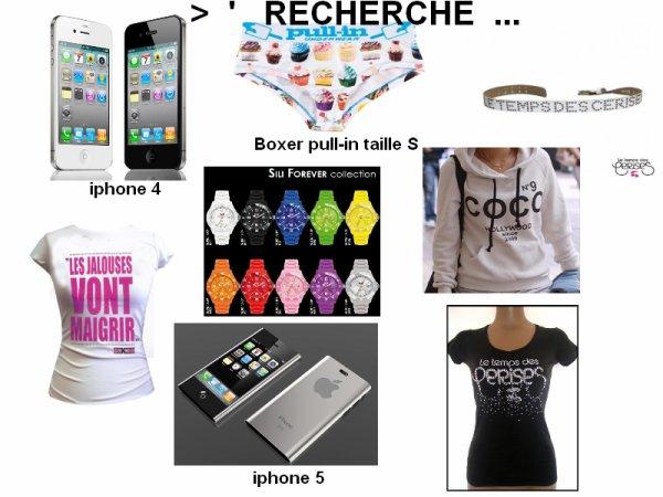 > RECHERCHE .. '