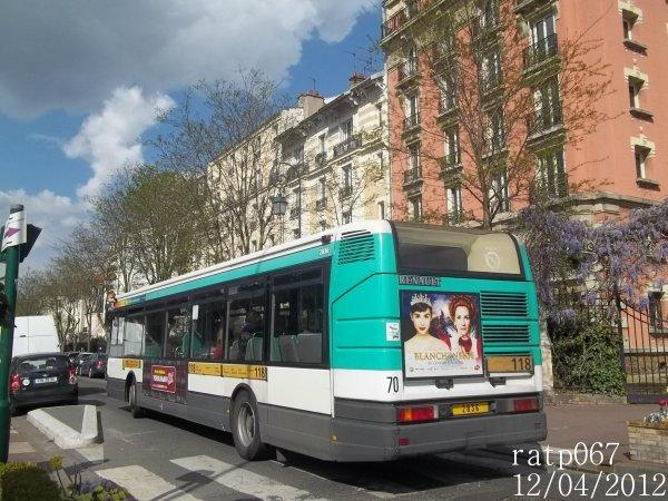 Blog de ratp067 page 189 blog de ratp067 - Ligne 118 bus ...