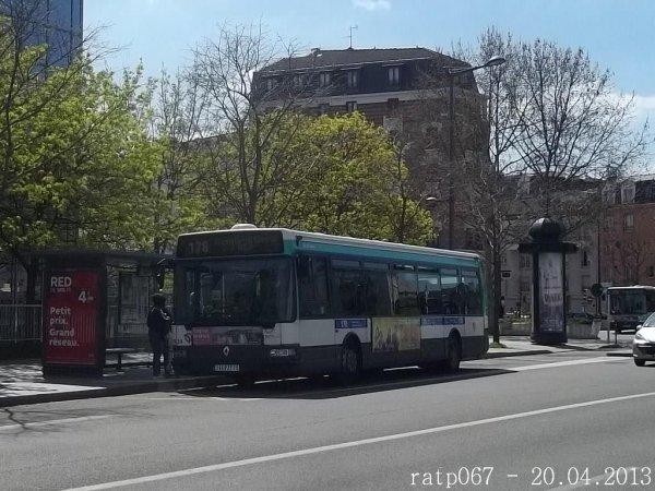 Photos à La Garenne-Colombes-Europe,Saint-Denis-Général Leclerc et ...