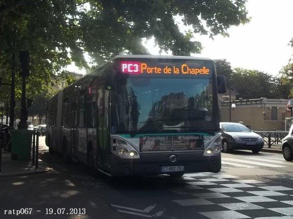 Photos porte de clignancourt stade de france saint denis rer et porte pouchet blog de ratp067 - Stade francais porte de saint cloud ...