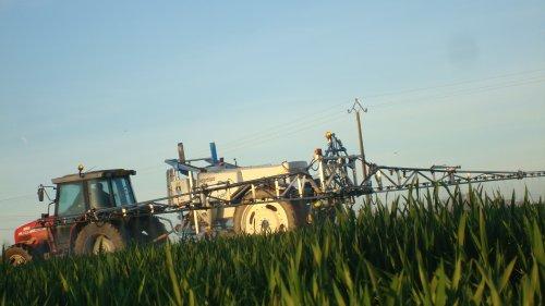 Desherbages des blés .................