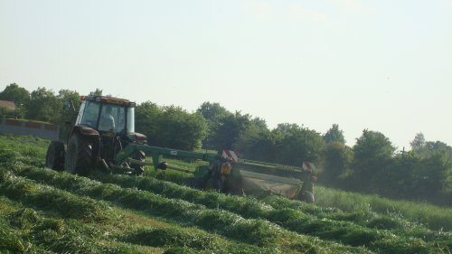 Fauchage 2011 chantier n°2 (ensilage) ..............