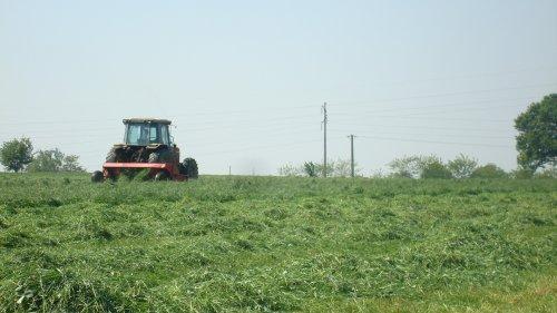 Fauchage 2011 (ensilage à la ferme) ..............