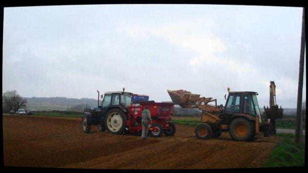 Plantation de Pommes de Terre le Samedi 7 Avril 2012 ...