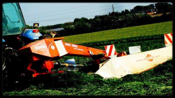 Fauchage le Lundi 14 Mai 2012 (MF & FORD) .....