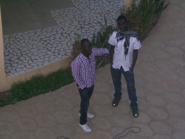 Toujours a Djenne dans le nord du Mali