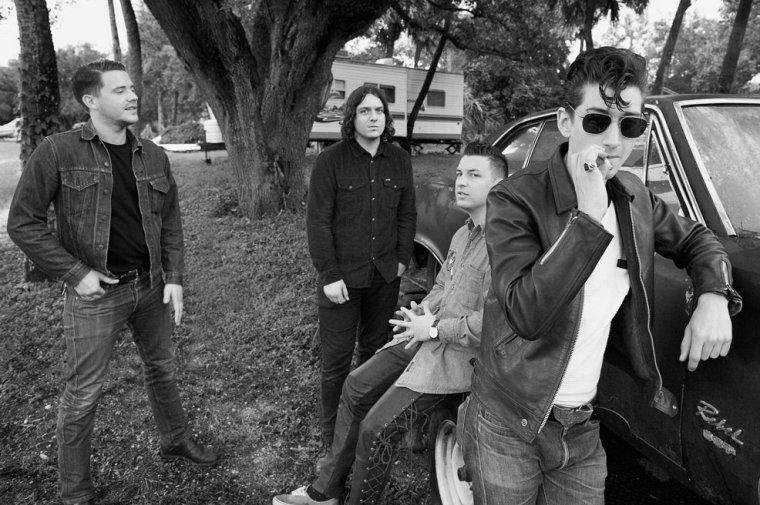 Arctic Monkeys ~