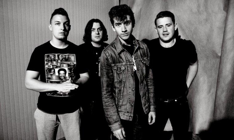 RU Mine / Arctic Monkeys - RU Mine (2012)