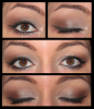 Tuto maquillage yeux marrons !