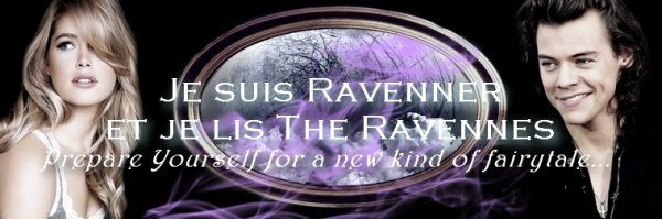 Les Ravennes, fantastique fiction écrit par DiLayla