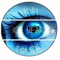 Magnifique bannière imaginée par Opi pour ça fiction ICE HEART