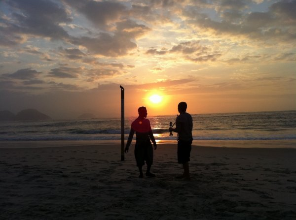 brazil copacabana 2011