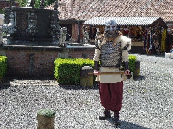 Fête médiévale de Soignies avec Black Sheep