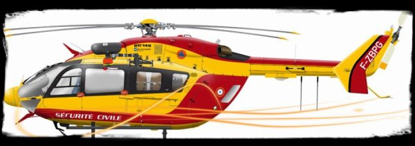 Helico SECURITE CIVILE