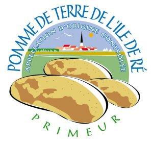 LES PETITS POTINS DE RE/LES POMMES DE TERRESONT PLANTEES