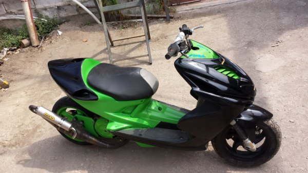 mon scooter 2