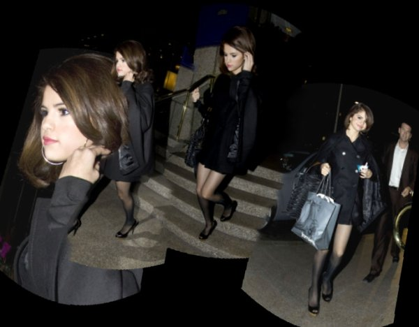 Selena Gomez & Taylor Swift à Londres