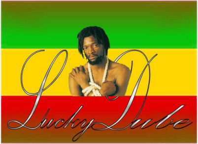 Lucky DUBE - CAPTURED LIVE (1990)