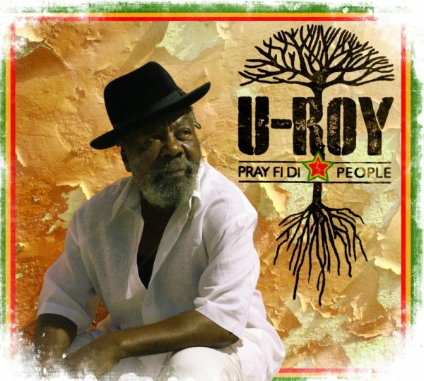 U-ROY - LIVE AT FREE MUSIC FESTIVAL (2012)