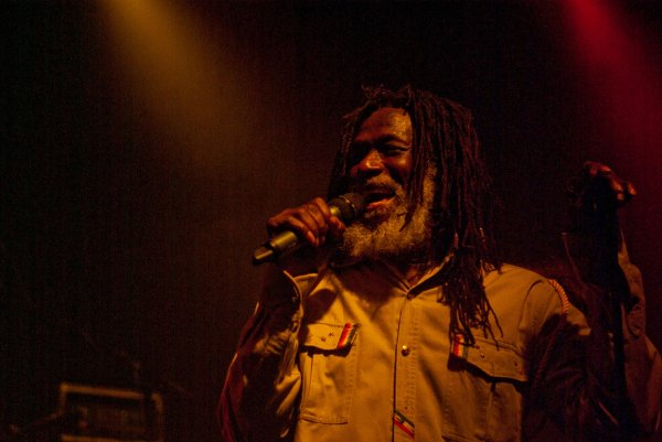 CONGO ASHANTI ROY & PURA VIDA - LIVE