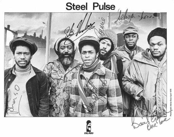 STEEL PULSE - LIVE (1979 / 1980)