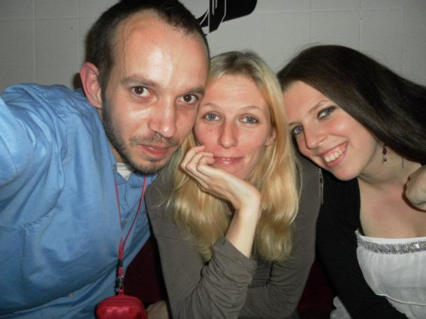 voila le trio infernal micka audrey et alisson