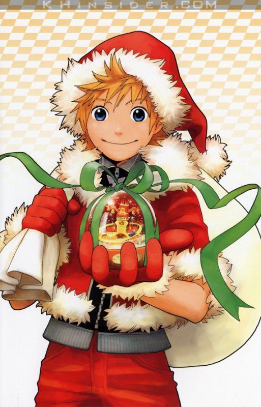 Merry Xmast a tous ! passez de bonnes fêtes !
