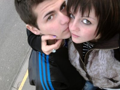 Je te promet mon amour pour toujours tu es ma raison de vivre