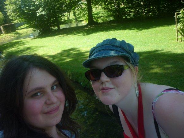 cousine et moi(article de aurélie)