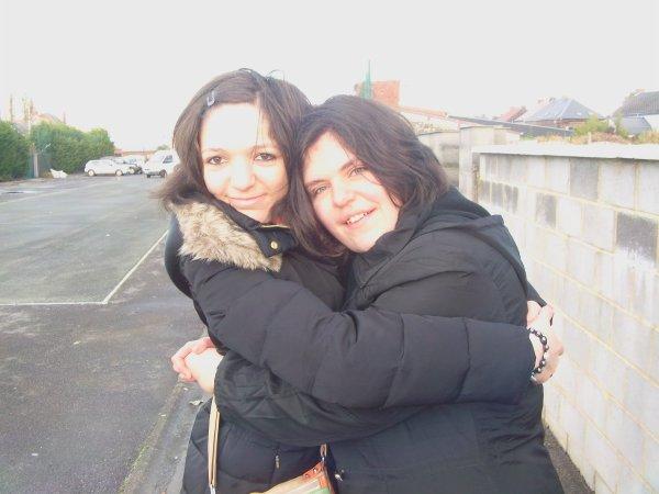 moi et ma meilleur amie ( article mis par celine)