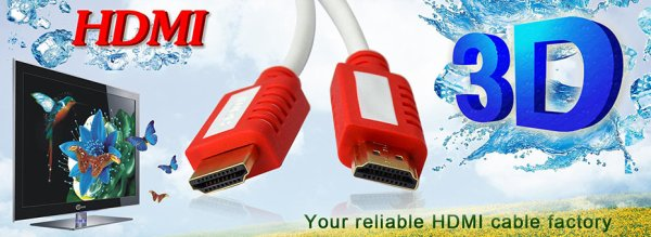 Offers Screwable HDMI Cables and Adapters Online