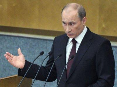 Vladimir Poutine article du mois d'Avril