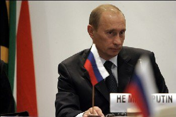 Vladimir Poutine article du mois de Mai