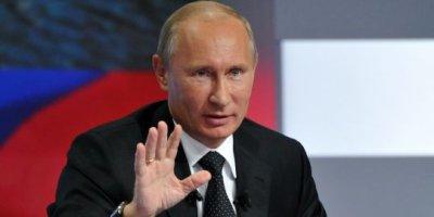 Vladimir Poutine article du mois de Septembre