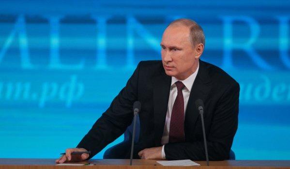 Vladimir Poutine article du mois de Décembre