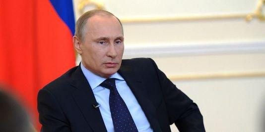 Vladimir Poutine article du mois de mars