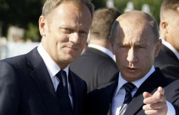 Vladimir Poutine article du mois de Novembre