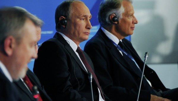 Vladimir Poutine article du mois d'Octobre