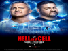 Poster: Hell In A Cell 2017