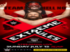 Poster: Extreme Rules 2018